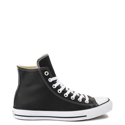 Main view of Converse Chuck Taylor All Star Hi Leather Sneaker - Black
