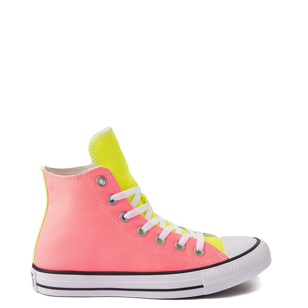 Converse Chuck Taylor All Star Hi Sneaker - Neon Color-Block