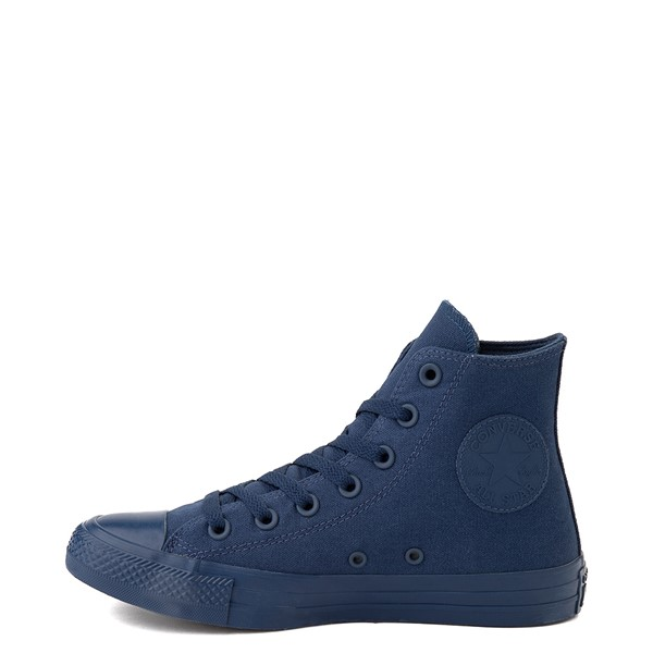 alternate view Converse Chuck Taylor All Star Hi Sneaker - Navy MonochromeALT1