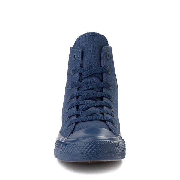 alternate view Converse Chuck Taylor All Star Hi Sneaker - Navy MonochromeALT4