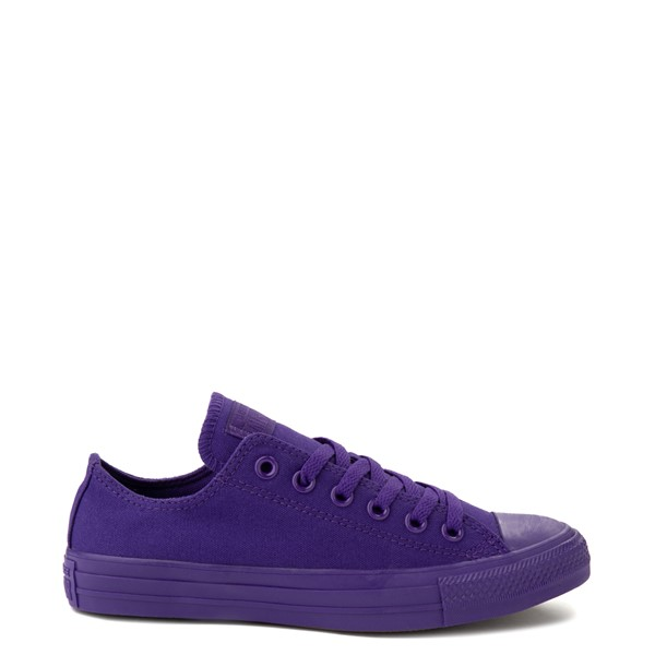 Converse Chuck Taylor All Star Lo Monochrome Sneaker - Court Purple