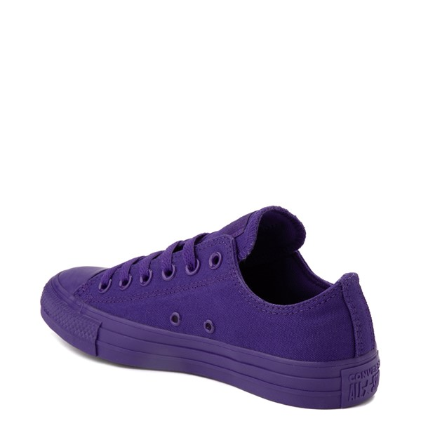 alternate view Converse Chuck Taylor All Star Lo Monochrome Sneaker - Court PurpleALT1