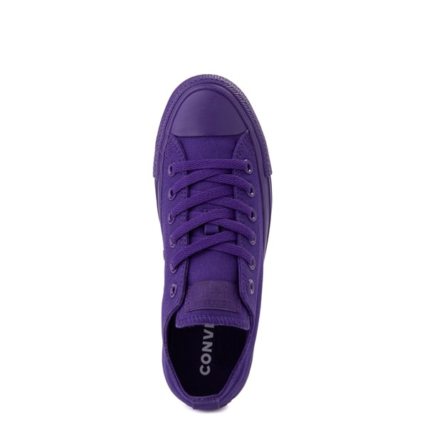 alternate view Converse Chuck Taylor All Star Lo Monochrome Sneaker - Court PurpleALT2