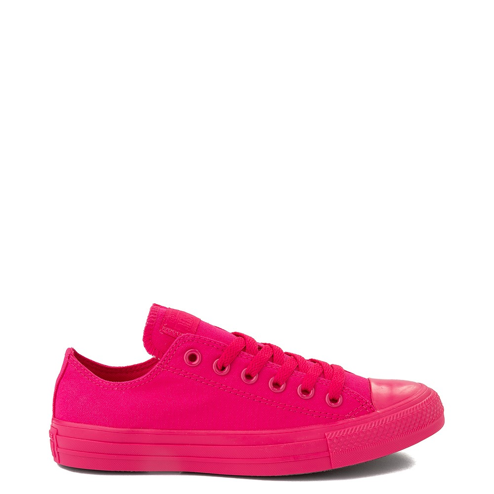Converse Chuck Taylor All Star Lo Monochrome Sneaker - Cerise Pink