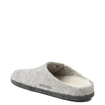 Alternate view of Womens Birkenstock Zermatt Clog - Light Gray