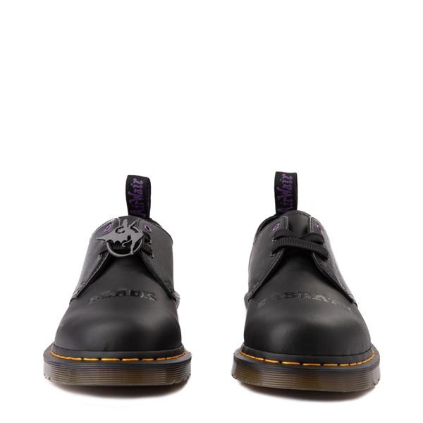 alternate view Dr. Martens 1461 Black Sabbath Casual Shoe - BlackALT4