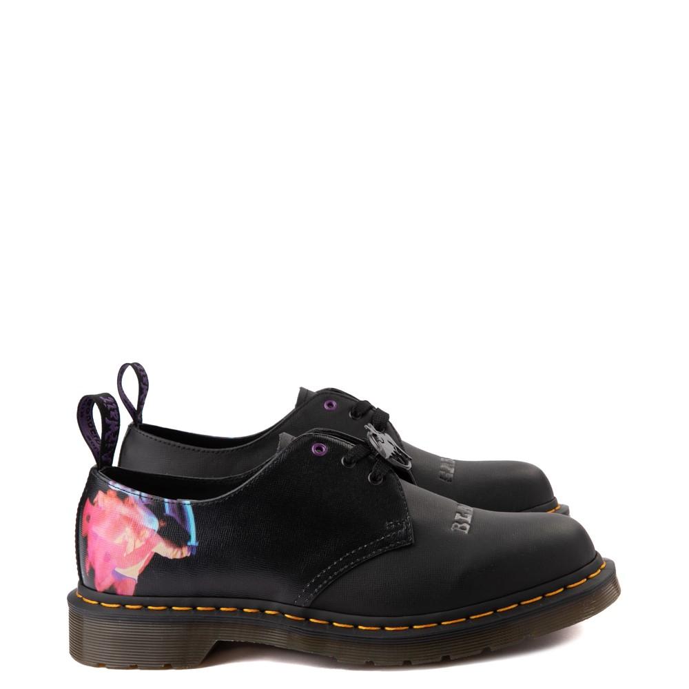 Dr. Martens 1461 Black Sabbath Casual Shoe - Black