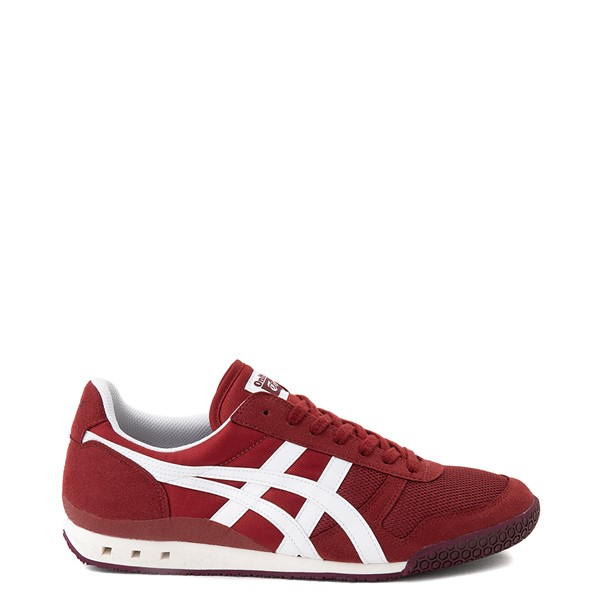 Main view of Mens Onitsuka Tiger Ultimate 81 Athletic Shoe - Beetroot