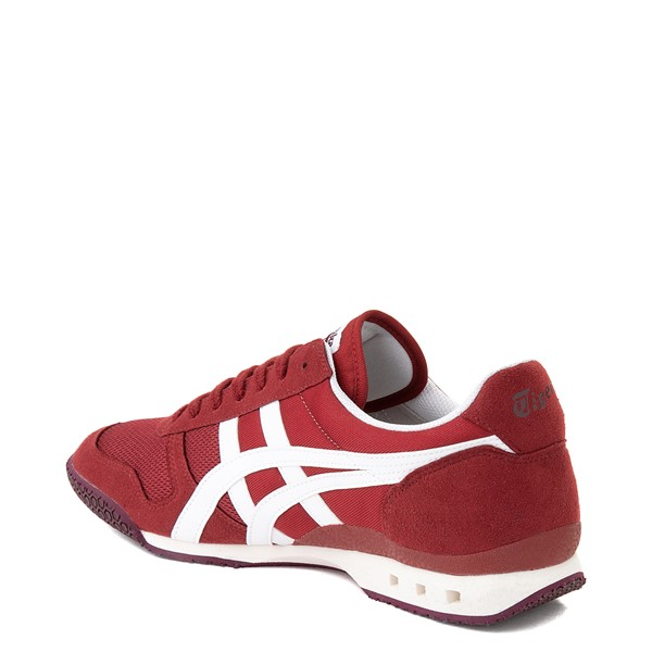 alternate view Mens Onitsuka Tiger Ultimate 81 Athletic Shoe - BeetrootALT1
