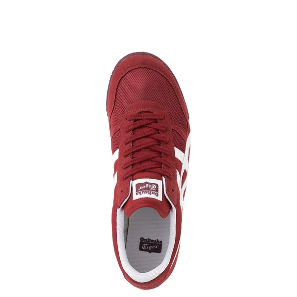alternate view Mens Onitsuka Tiger Ultimate 81 Athletic Shoe - BeetrootALT2