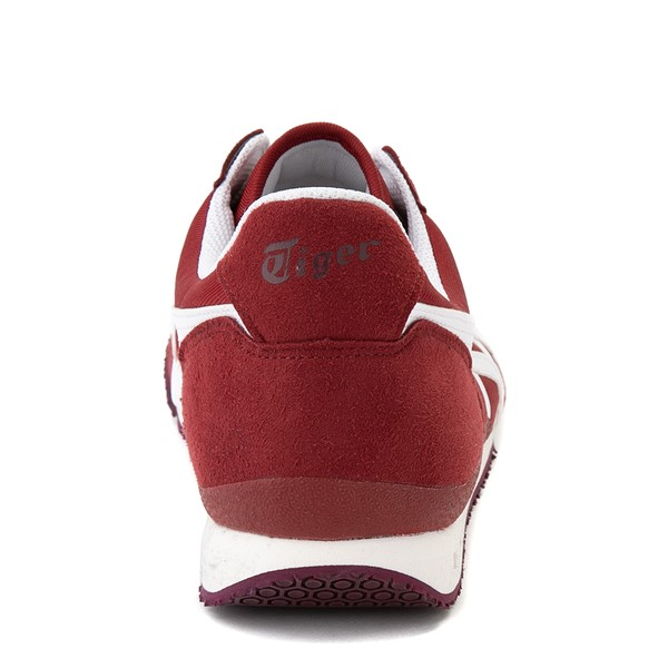 alternate view Mens Onitsuka Tiger Ultimate 81 Athletic Shoe - BeetrootALT4