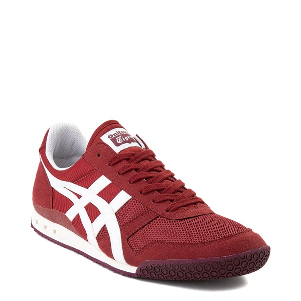 alternate view Mens Onitsuka Tiger Ultimate 81 Athletic Shoe - BeetrootALT5