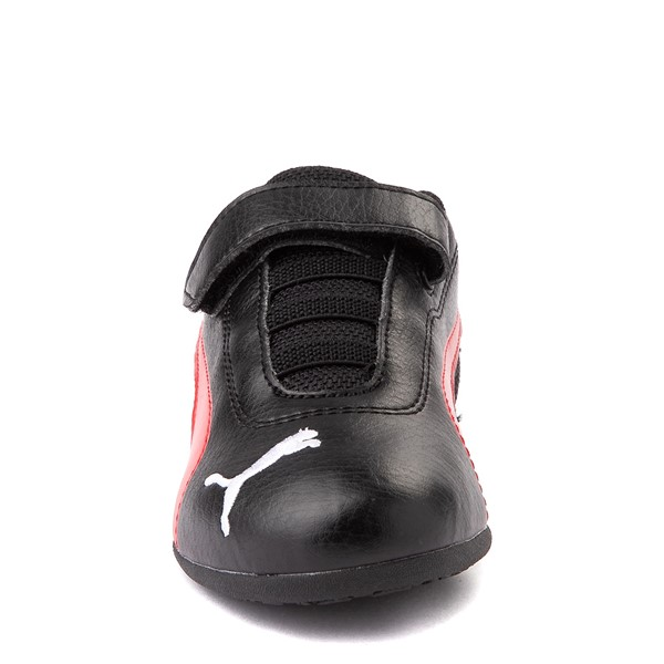 alternate view Puma Scuderia Ferrari Replicat Athletic Shoe - Little Kid - Black / RedALT4