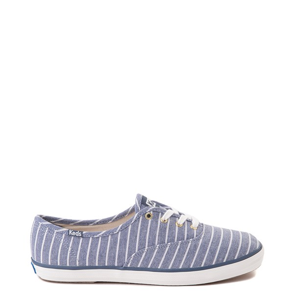 Womens Keds Champion Original Casual Shoe - Blue