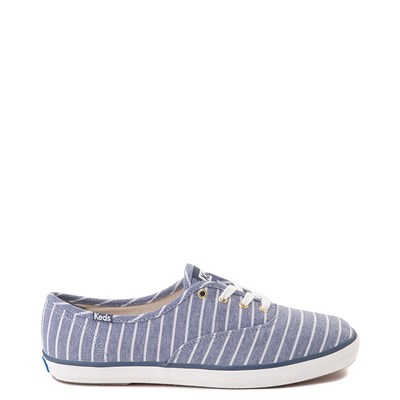 Main view of Womens Keds Champion Original Casual Shoe - Blue