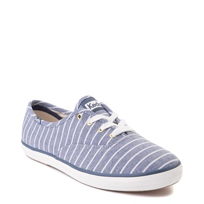 Alternate view of Womens Keds Champion Original Casual Shoe - Blue