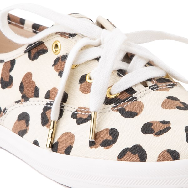 alternate view Womens Keds Champion Original Casual Shoe - LeopardALT1B