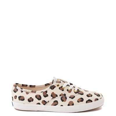 Main view of Womens Keds Champion Original Casual Shoe - Leopard