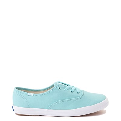 Main view of Womens Keds Champion Original Casual Shoe - Light Blue