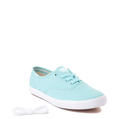 Alternate view of Womens Keds Champion Original Casual Shoe - Light Blue