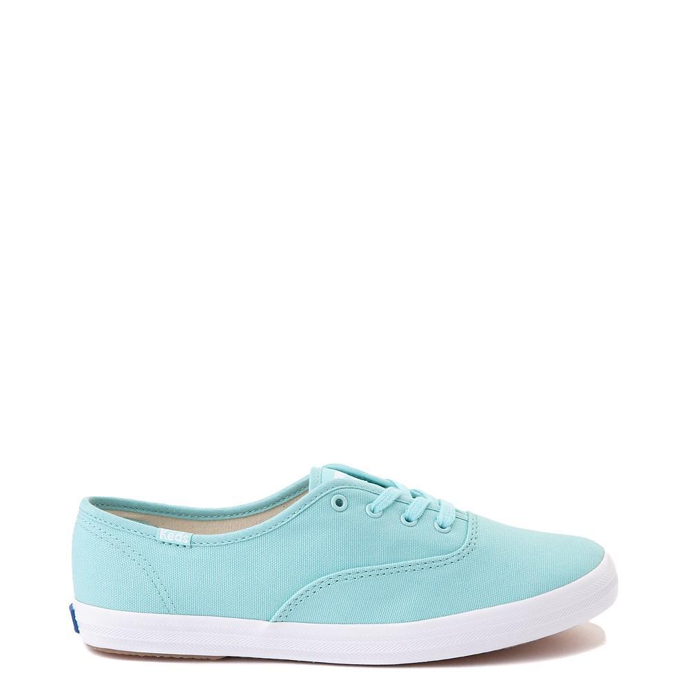 Womens Keds Champion Original Casual Shoe - Light Blue