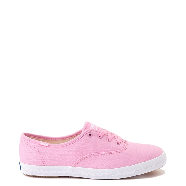 Womens Keds Champion Original Casual Shoe - Pink