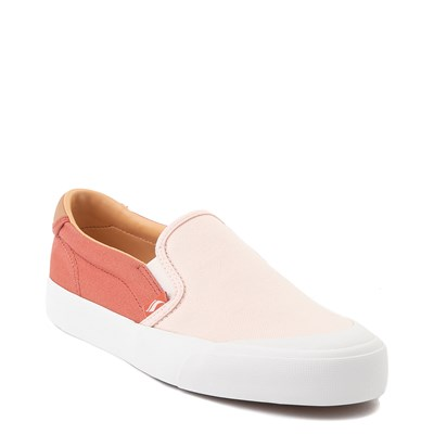 Alternate view of Womens Keds Crew Kick 75 Slip On Casual Shoe - Coral