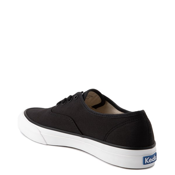 alternate view Womens Keds Surfer Casual Shoe - BlackALT2