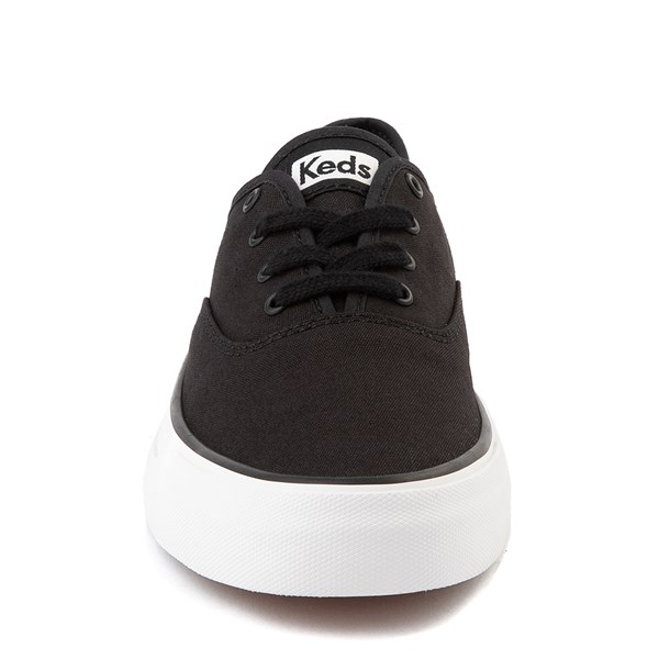 alternate view Womens Keds Surfer Casual Shoe - BlackALT4