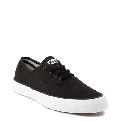Alternate view of Womens Keds Surfer Casual Shoe - Black