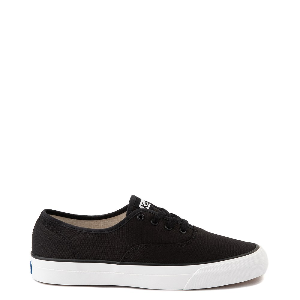 Womens Keds Surfer Casual Shoe - Black