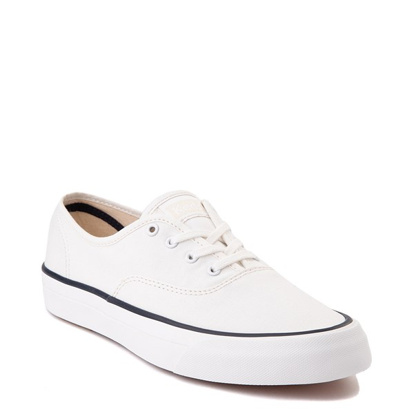 alternate view Womens Keds Surfer Casual Shoe - WhiteALT1