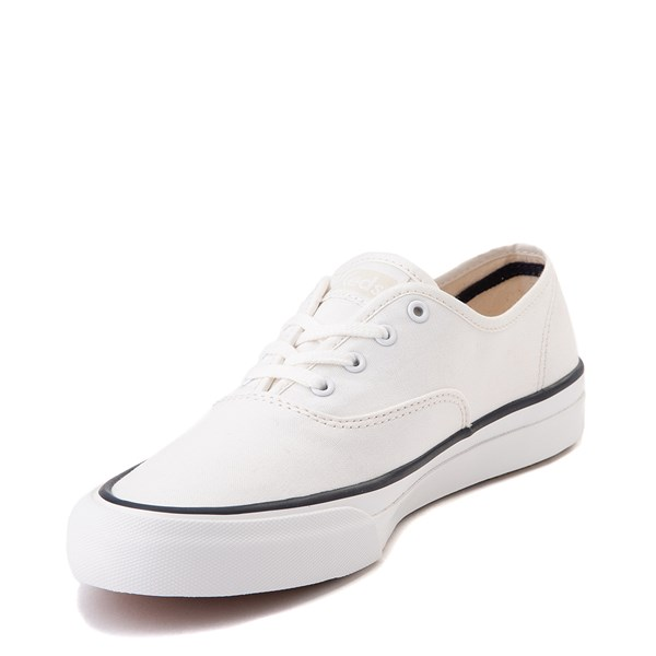 alternate view Womens Keds Surfer Casual Shoe - WhiteALT3