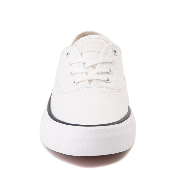 alternate view Womens Keds Surfer Casual Shoe - WhiteALT4