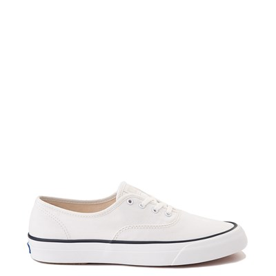 Main view of Womens Keds Surfer Casual Shoe - white