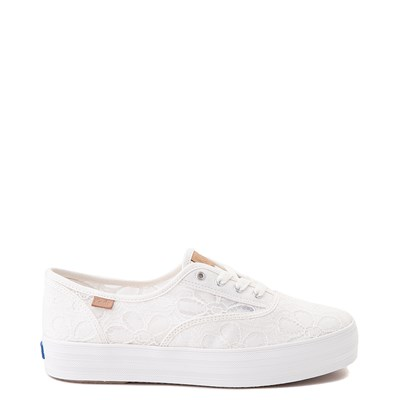 Main view of Womens Keds Champion Triple CVO Casual Shoe - Beige