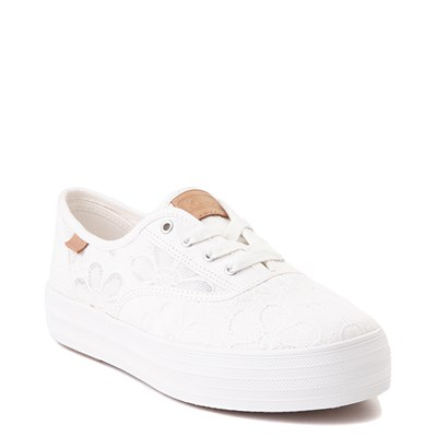 Alternate view of Womens Keds Champion Triple CVO Casual Shoe - Beige
