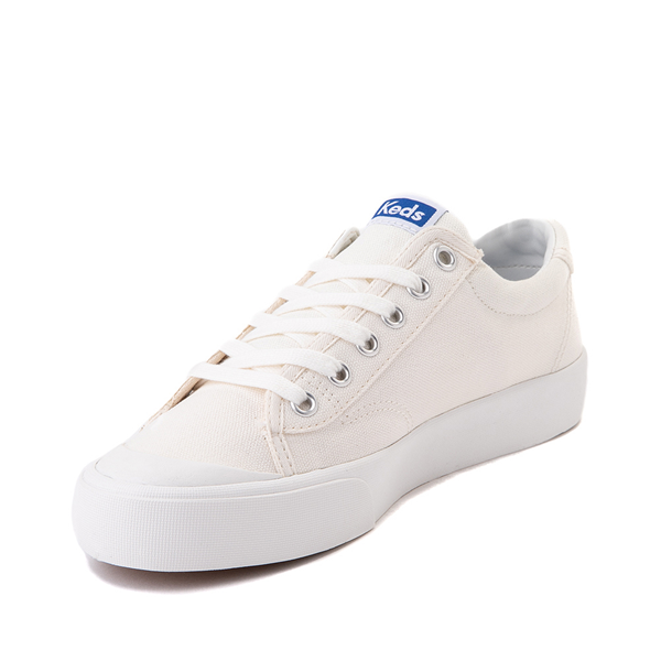 alternate view Womens Keds Crew Kick 75 Casual Shoe - WhiteALT2