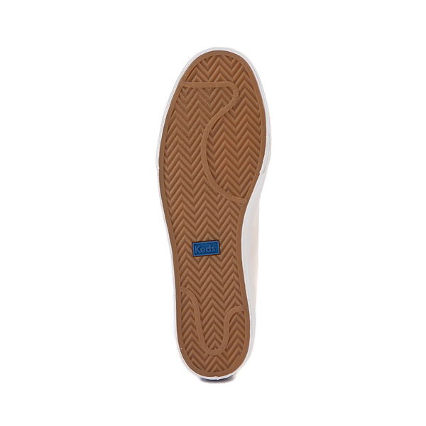 alternate view Womens Keds Crew Kick 75 Casual Shoe - WhiteALT3