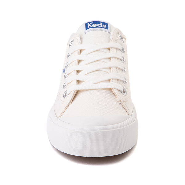 alternate view Womens Keds Crew Kick 75 Casual Shoe - WhiteALT4