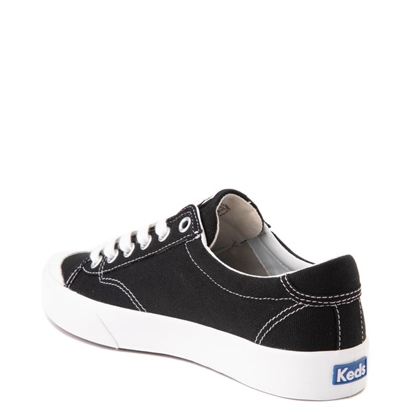 alternate view Womens Keds Crew Kick 75 Casual Shoe - BlackALT1