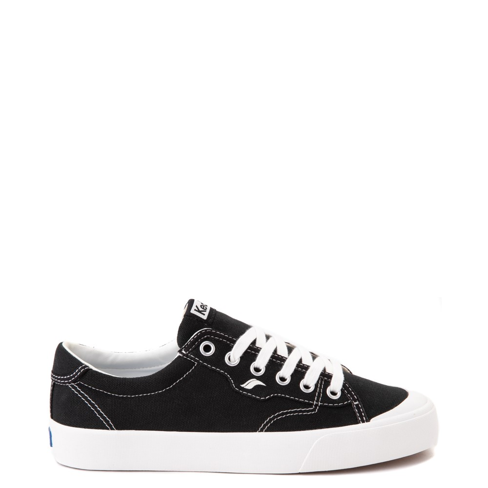 Womens Keds Crew Kick 75 Casual Shoe - Black