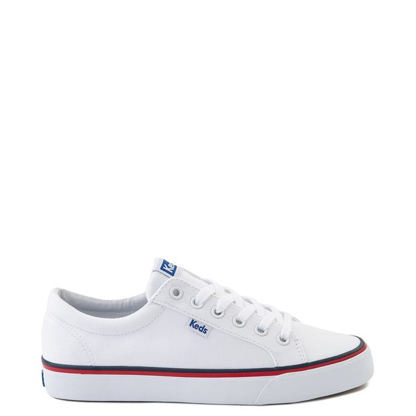 Main view of Womens Keds Jump Kick Casual Shoe - White