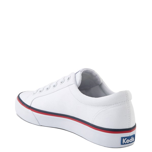 alternate view Womens Keds Jump Kick Casual Shoe - WhiteALT2