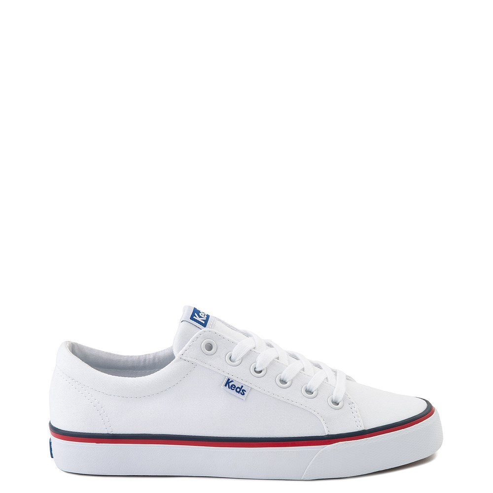 Womens Keds Jump Kick Casual Shoe - White