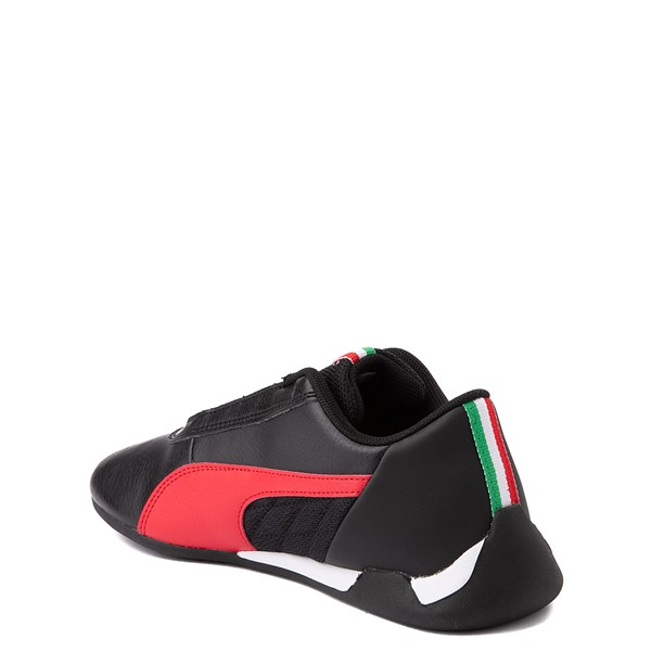 alternate view Puma Scuderia Ferrari Replicat Athletic Shoe - Big Kid - Black / RedALT2
