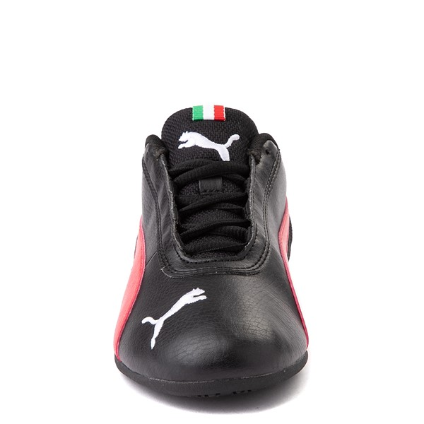 alternate view Puma Scuderia Ferrari Replicat Athletic Shoe - Big Kid - Black / RedALT4
