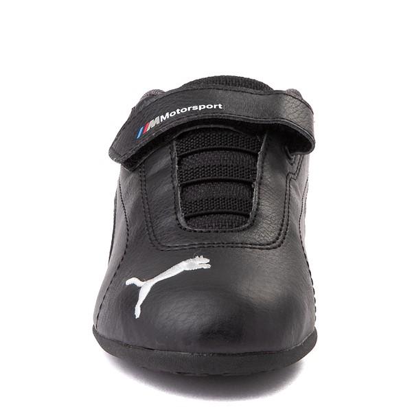 alternate view Puma BMW Replicat Athletic Shoe - Little Kid - BlackALT4