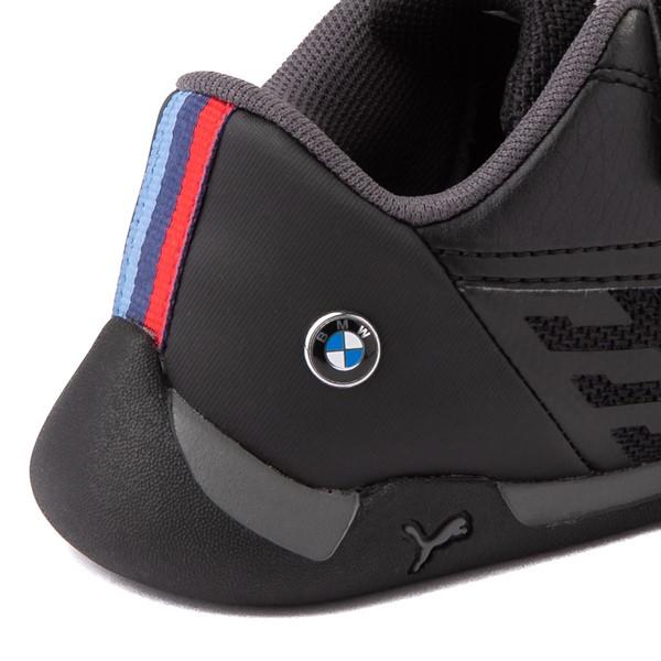alternate view Puma BMW Replicat Athletic Shoe - Little Kid - BlackALT7