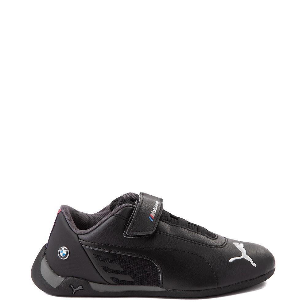 Puma BMW Replicat Athletic Shoe - Little Kid - Black
